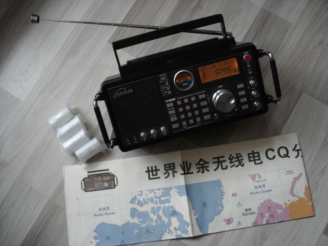 Современный всеволновой цифровой радиоприемник профессионального уровня, созданный компанией Tecsun по лицензии...